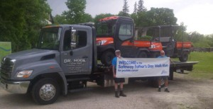 Dr Hook Towing - Father's Day Walk/Run