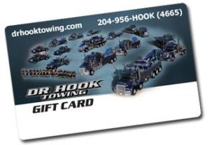 Dr. Hook Gift Card