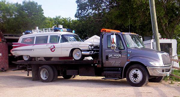 tilt-truck