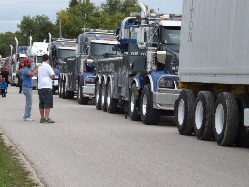 2014 Truck Convoy