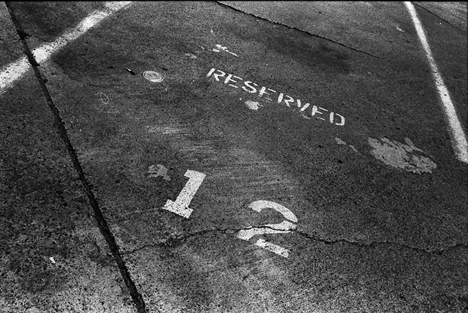 reserved-parking